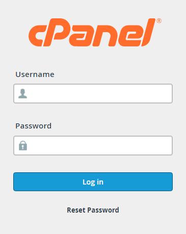 cpanel-login